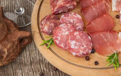 Piatti tipici della Valle d'Aosta