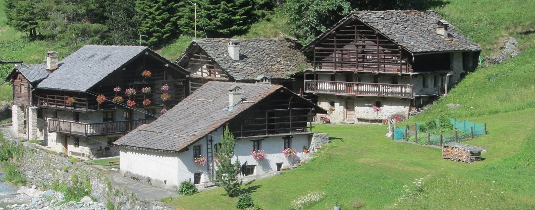Case Walser Gressoney