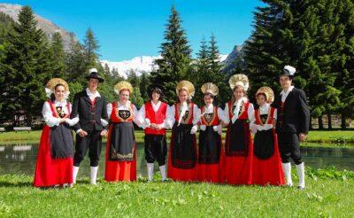Costume tradizionale di Gressoney