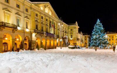 I Mercatini di Natale in Valle d'Aosta