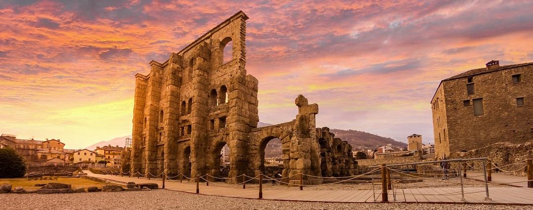 Augusta Praetoria, visite alla scoperta di Aosta romana