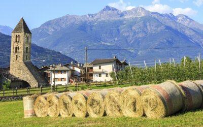 Le chiese romaniche della Valle d'Aosta