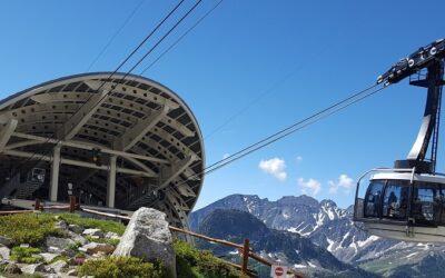 Skyway Monte Bianco: l'ottava meraviglia del mondo