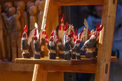 Galletti di legno