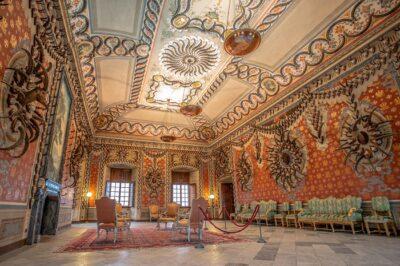 alone dei Trofei Castello di Sarre