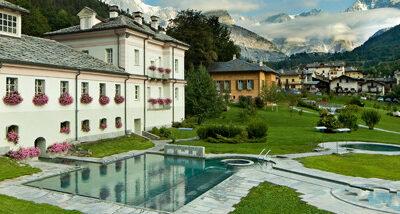 Terme Pré Saint Didier: relax e charme ai piedi del Monte Bianco