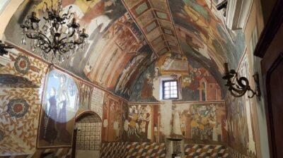 Cappella di San Michele a Marseiller, Verrayes
