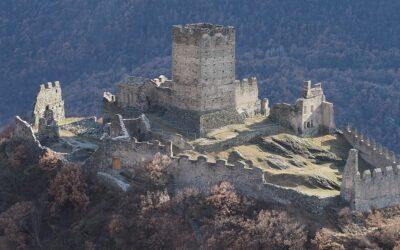 Il Castello di Cly: streghe e angherie alla Corte Challant