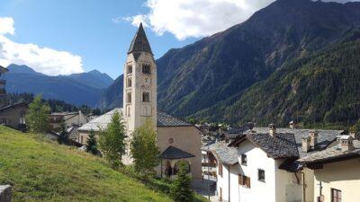 Chiesa di Courmayeur
