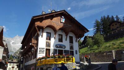 Museo Alpino duca degli Abruzzi Courmayeur