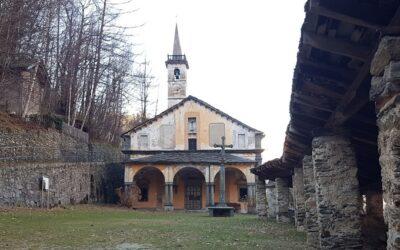 Santuario di Machaby, luogo di devozione alla Madonna delle Nevi
