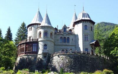 La Regina Margherita e il Castel Savoia di Gressoney