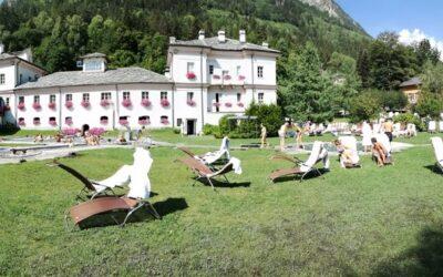 Terme in Valle d'Aosta: SPA e centri termali della Valle d'Aosta