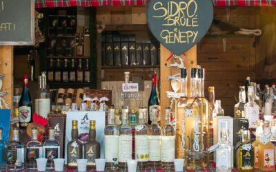 Un viaggio alcolico tra le varietà di liquore valdostano