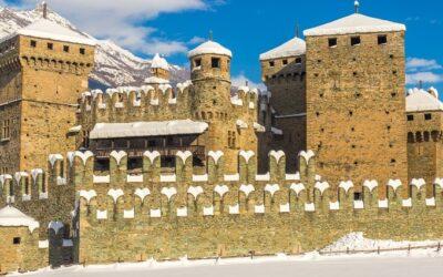 I castelli della Valle d'Aosta più belli da visitare