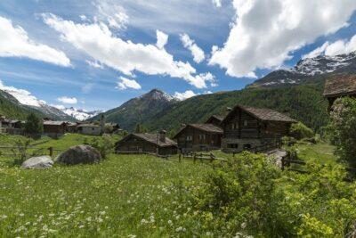 Villaggio Nex in Valsavarenche