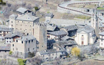 Un Brindisi speciale al Castello di Avise