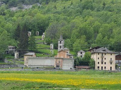 Santuario di Vourry a Gaby