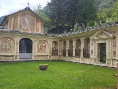 Stazioni santuario di Vourry