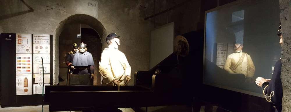 Ferdinando: Museum of Fortifications and Frontier Museum