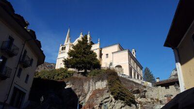 Chiesa parrocchiale Chatillon