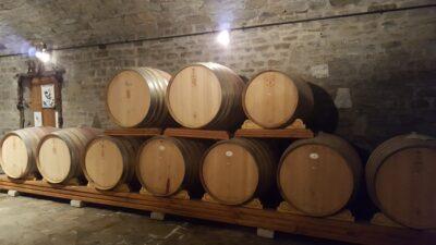 Botti invecchiamento vino