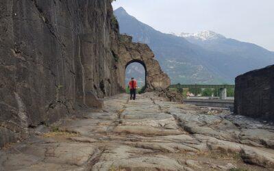 Cammino Balteo, itinerario lungo la Bassa Via della Valle d'Aosta