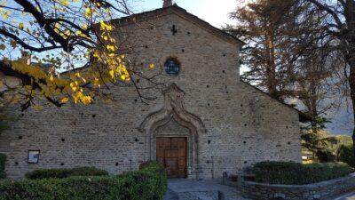 Chiesa romanica di San Martino ad Arnad