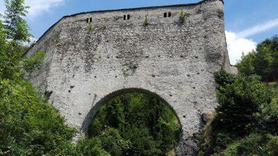 Ponte acquedotto Grand Arvou