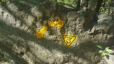 simbolo cammino balteo